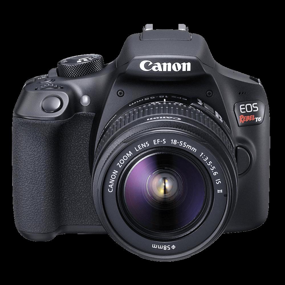 Canon EOS Rebel T6 18-55mm DSLR Kit - $399 Shipped [meh.com]
