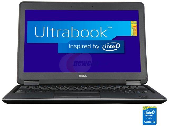 "12.5"" Dell Latitude E7240 Ultrabook + 3D Pen (Intel Core i5-4310U, 256GB SSD, Win 8.1 Pro, 768p, 3-Year Warranty) $269.99 AR + Free Shipping @ Newegg (Refurbished, A-Grade)"