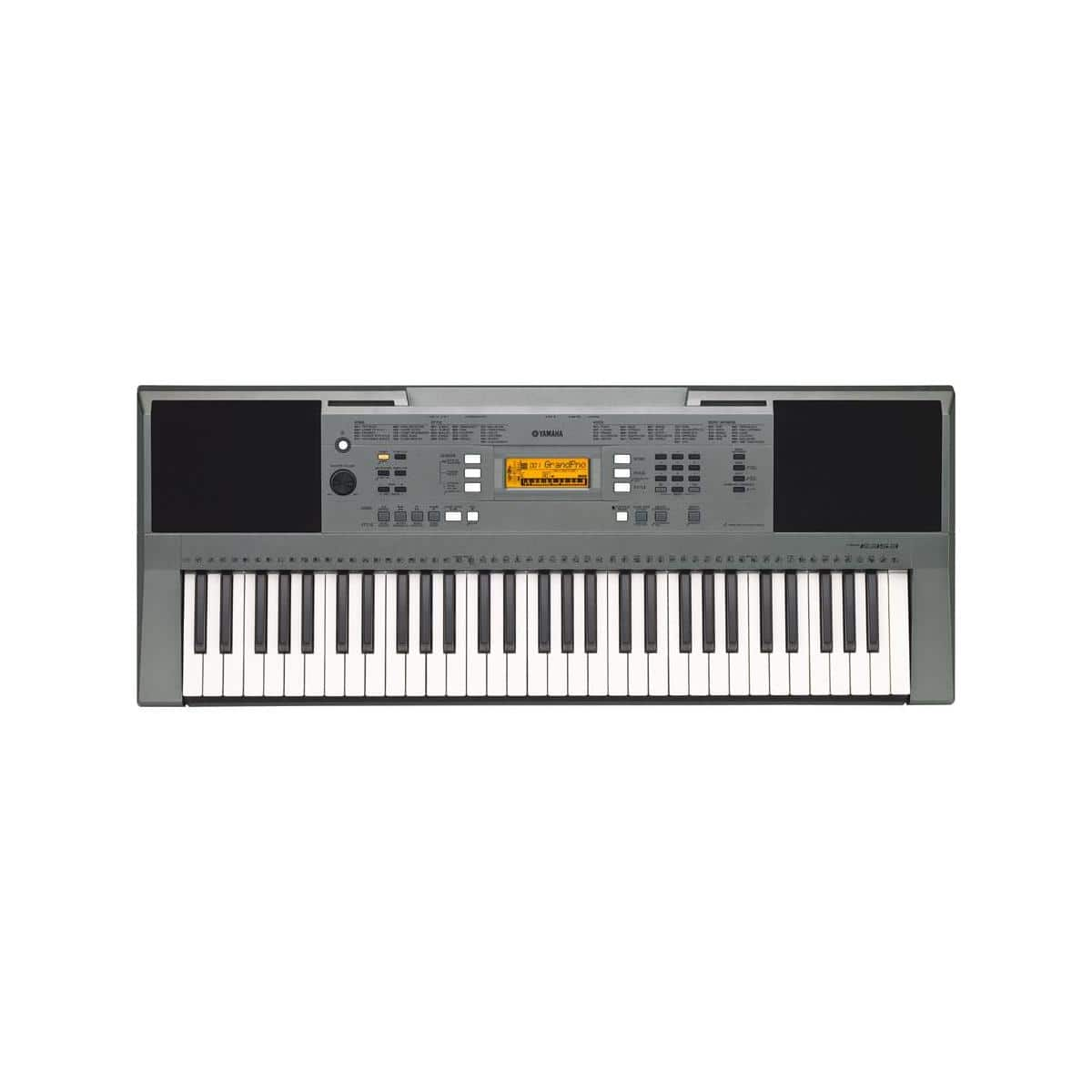 Yamaha PSR-E353 Portable 61-Key Keyboard with LCD Display $120 After $20 Rebate + Free S/H