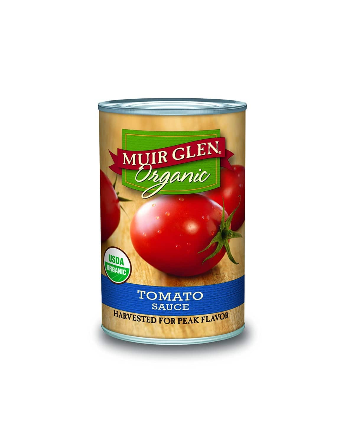 12-Pack of 15oz Cans Muir Glen Organic Tomato Sauce - $11.40 - Prime Members Only - Amazon S&S
