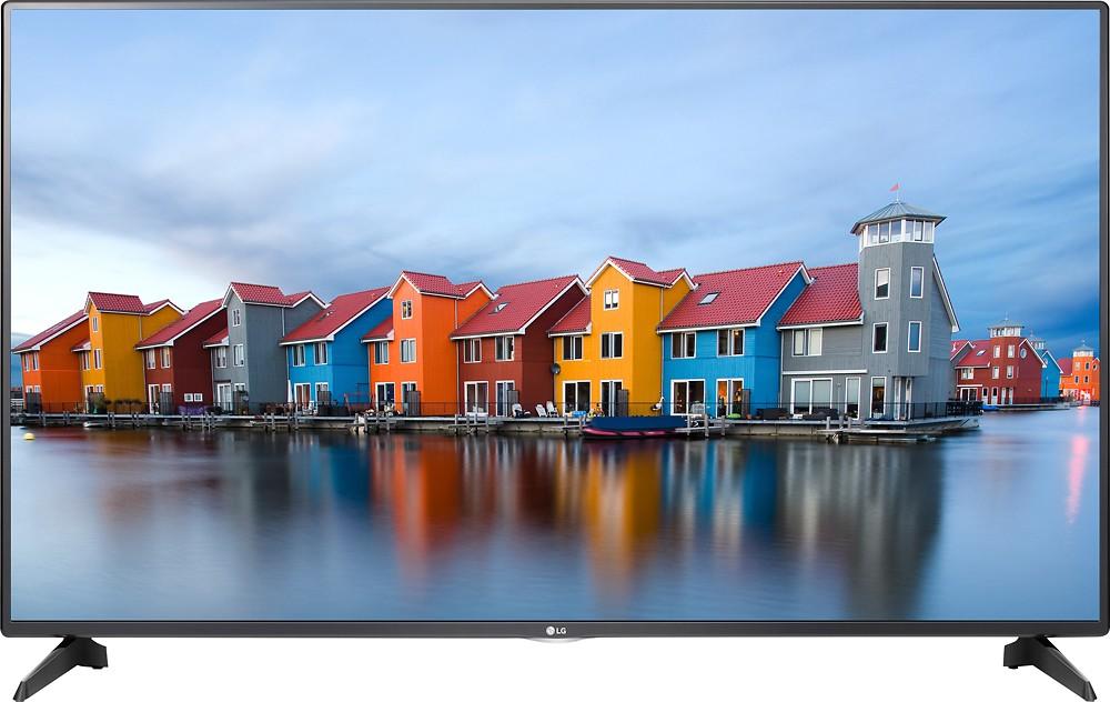 "LG - 55"" Class - LED - 1080p - Smart - HDTV = $400 @BestBuy ($200 off)"