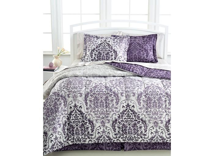 8-Piece Bedding Ensemble (Comforter, 4-Pc Sheet Set, Sham/s, Bedskirt) $22 shipped, or 2 sets for $37 shipped ($18.50 each)