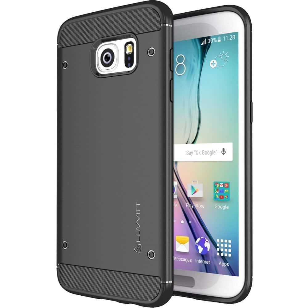 Luvvitt Cases for Galaxy S7/S7 Edge, Galaxy S6, Note 7/5/4 $3.99 + Free Shipping w/ Prime or FSSS
