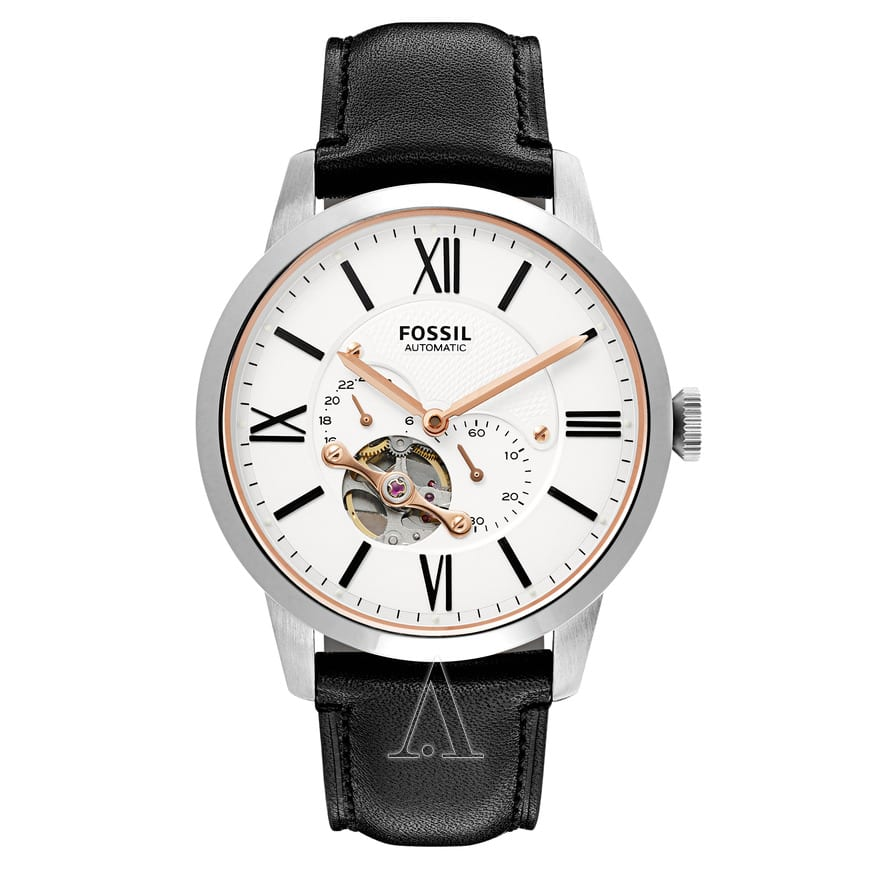 Fossil Townsman Automatic Watch w/ Leather Strap (ME3104) $85 + Free Shipping