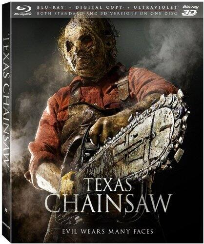 Texas Chainsaw (3D Blu-ray + Blu-ray + Digital Copy + UltraViolet) $5.94 at Amazon