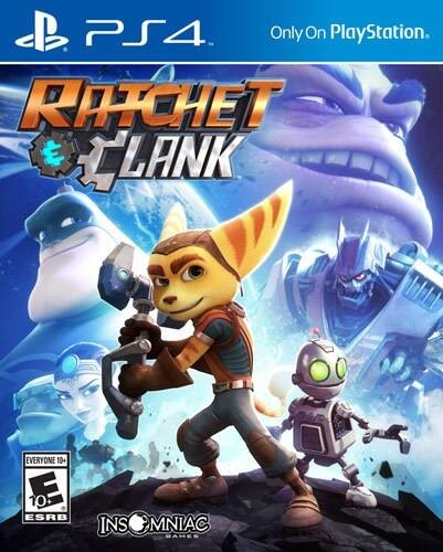Ratchet & Clank - PS4 - $19.99 Best Buy - $15.99 w/ GCU