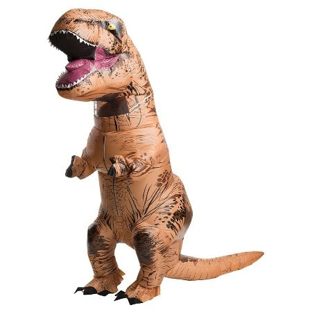 Jurassic World Adult Inflatable T-Rex Costume  2 for $90 + Free Shipping