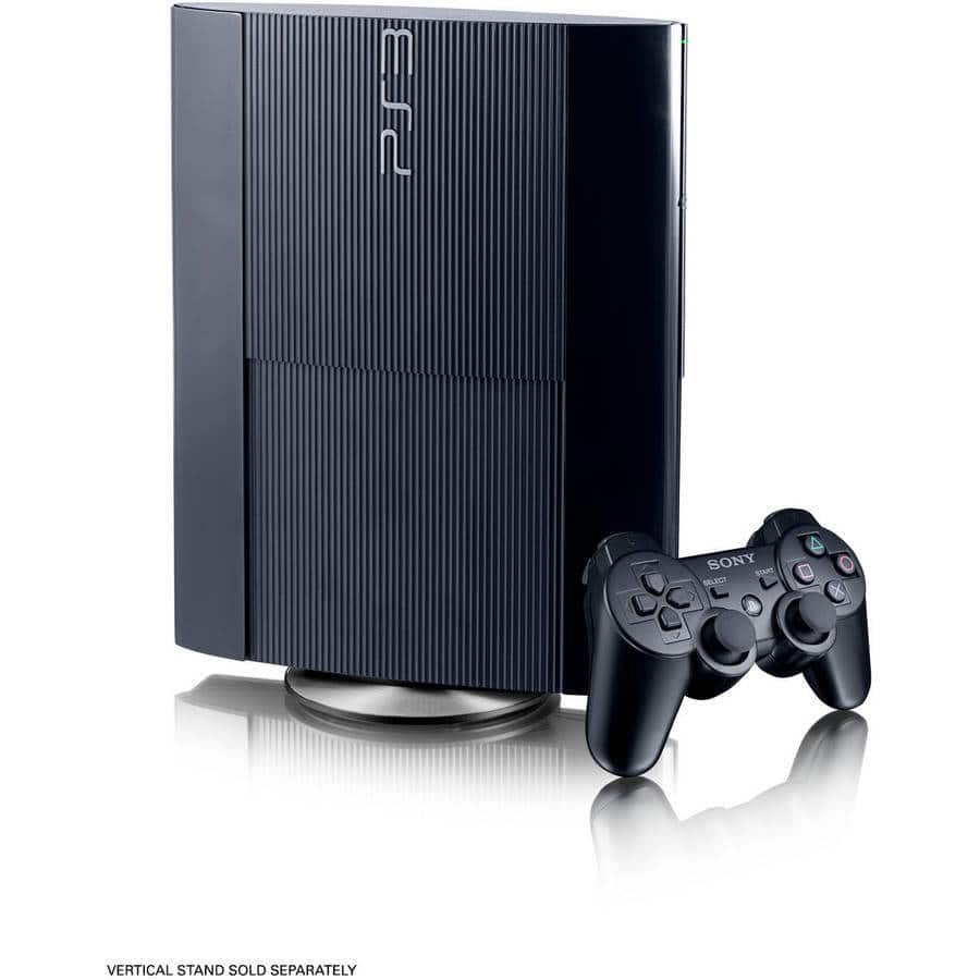 500GB Sony Playstation 3 Console  $149 + Free Shipping