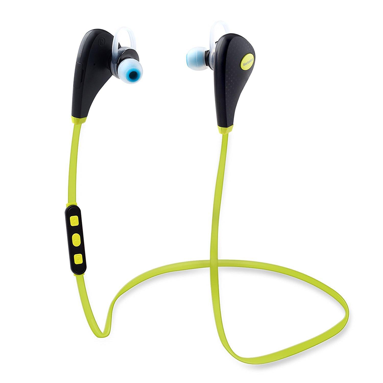 Blackzebra HP-S2 Wireless Bluetooth 4.1 Sport Earphones  $8.50