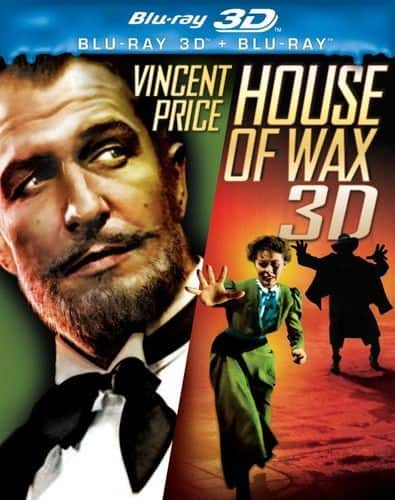 House of Wax (1953) (Blu-ray 3D + Blu-ray) $7.99 @ Amazon & Best Buy