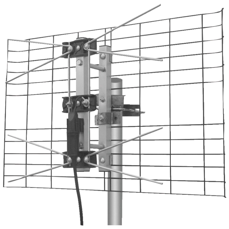 Eagle Aspen 2-Bay UHF TV Antenna $12.87 @ Walmart Free Ship to Store