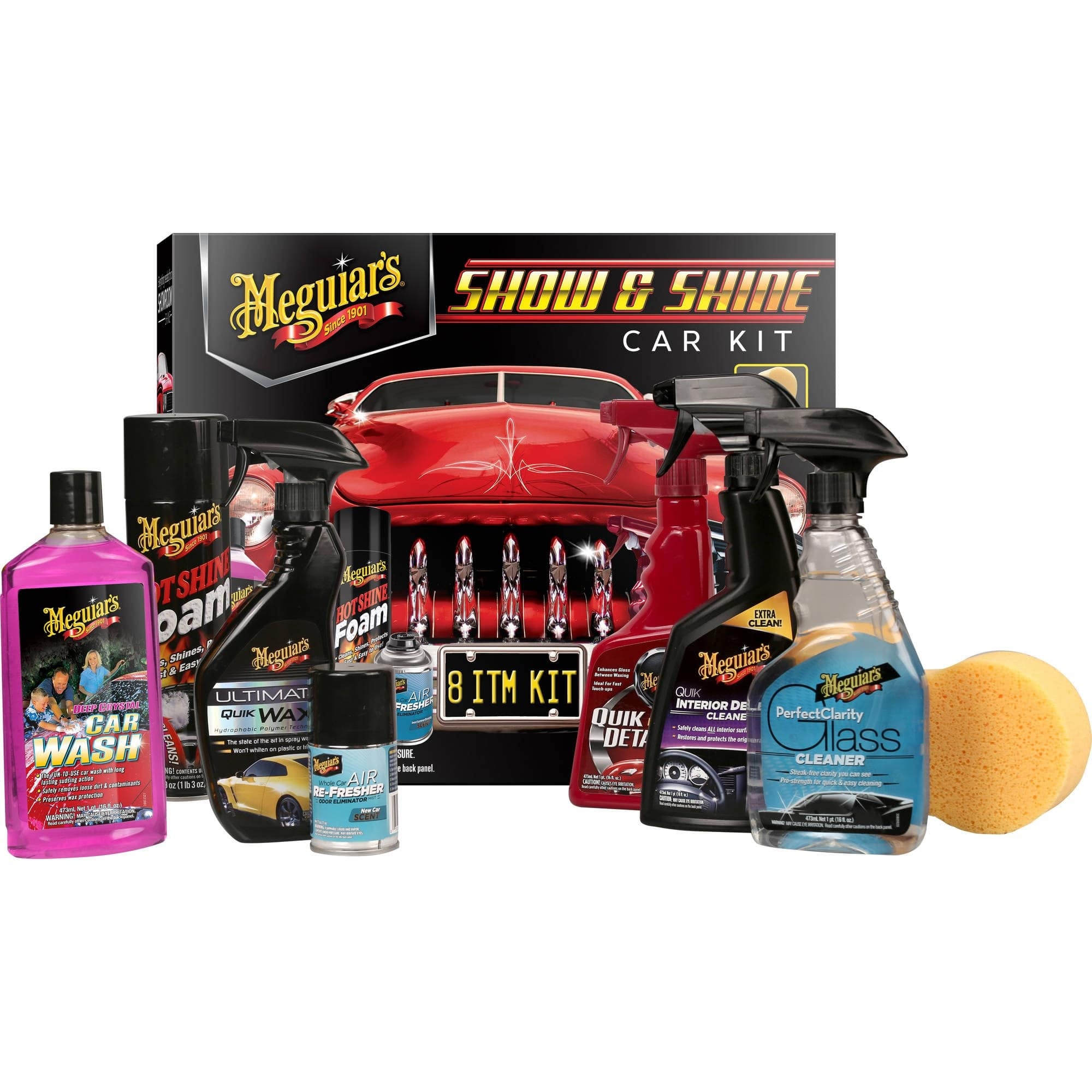 Meguiar 39 S Show And Shine Car Kit Page 2