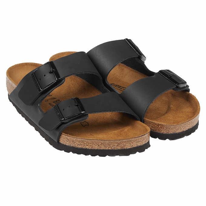 662ed11410 Costco Members  Birkenstock Arizona Birko Flor Women s Sandals ...
