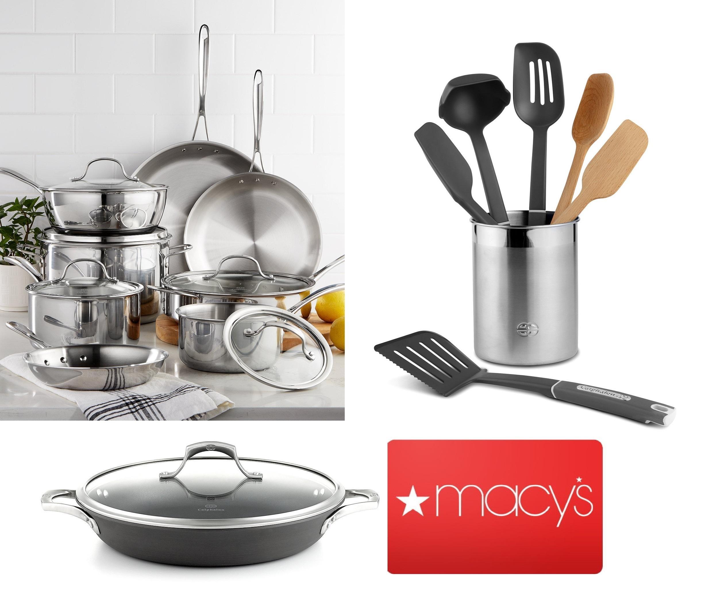 deal image - Calphalon Cookware Set