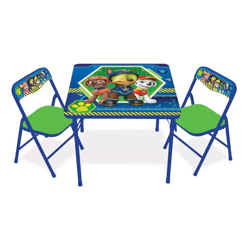 Kohl\'s Cardholders: Kids\' Activity Table & Chairs Set (Various ...