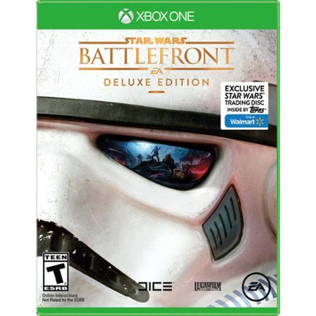 Star Wars Battlefront: Standard Edition, $39.96 at Walmart, valid Monday 12/14