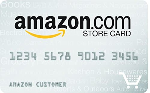 Amazon Store Card & Prime Rewards Visa Signature Card - $100 AGC sign up bonus