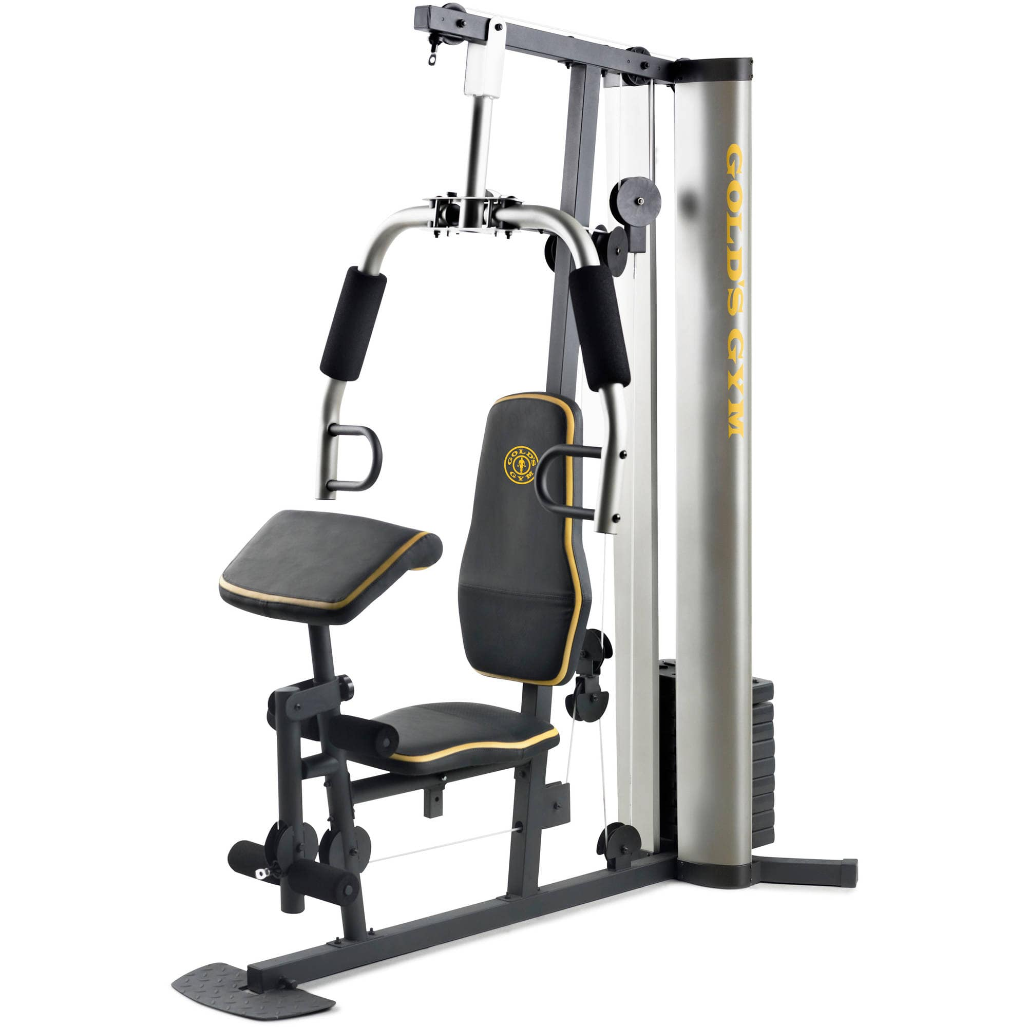 Walmart - Gold's Gym XR 55 Home Gym with 330 Lbs of Resistance $249.99