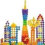 Baby Snowflake Small Building Blocks, 150-Piece  at Amazon.com  $3.53 & FREE Shipping