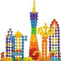 Amazon Deal: Baby Snowflake Small Building Blocks, 150-Piece  at Amazon.com  $3.53 & FREE Shipping