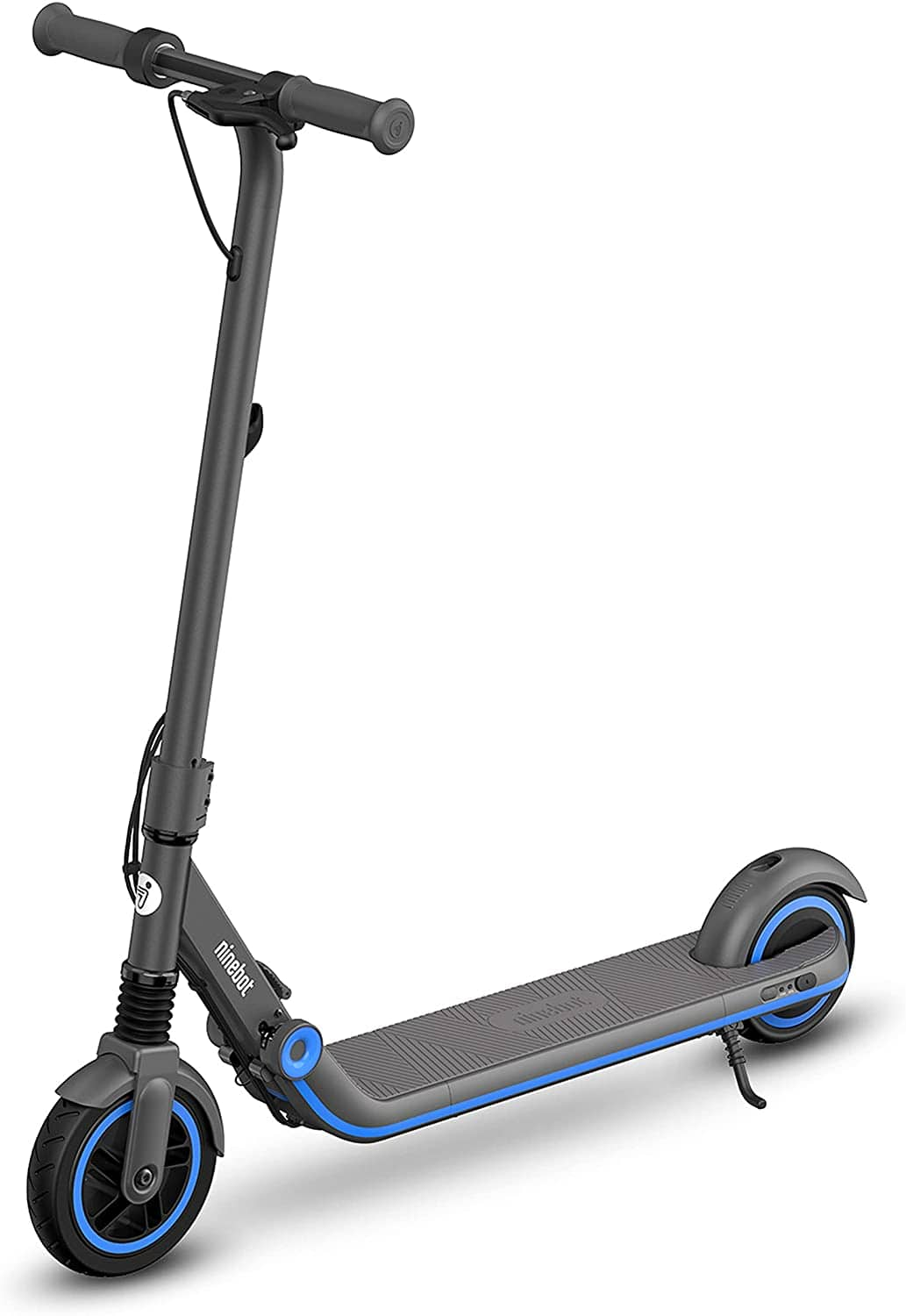 Segway Ninebot eKickScooter ZING E8 and E10, Electric Kick Scooter for Kids, Teens, Boys and Girls, Lightweight and Foldable, Pink, Blue, Dark Grey $169.99
