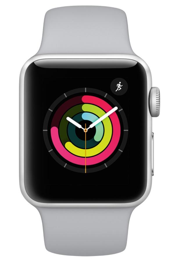 Apple Watch Series 3 (GPS) 38mm + $60 Kohl's Cash + $15 Yes2You Rewards:: $329 + Tax @ Kohl's