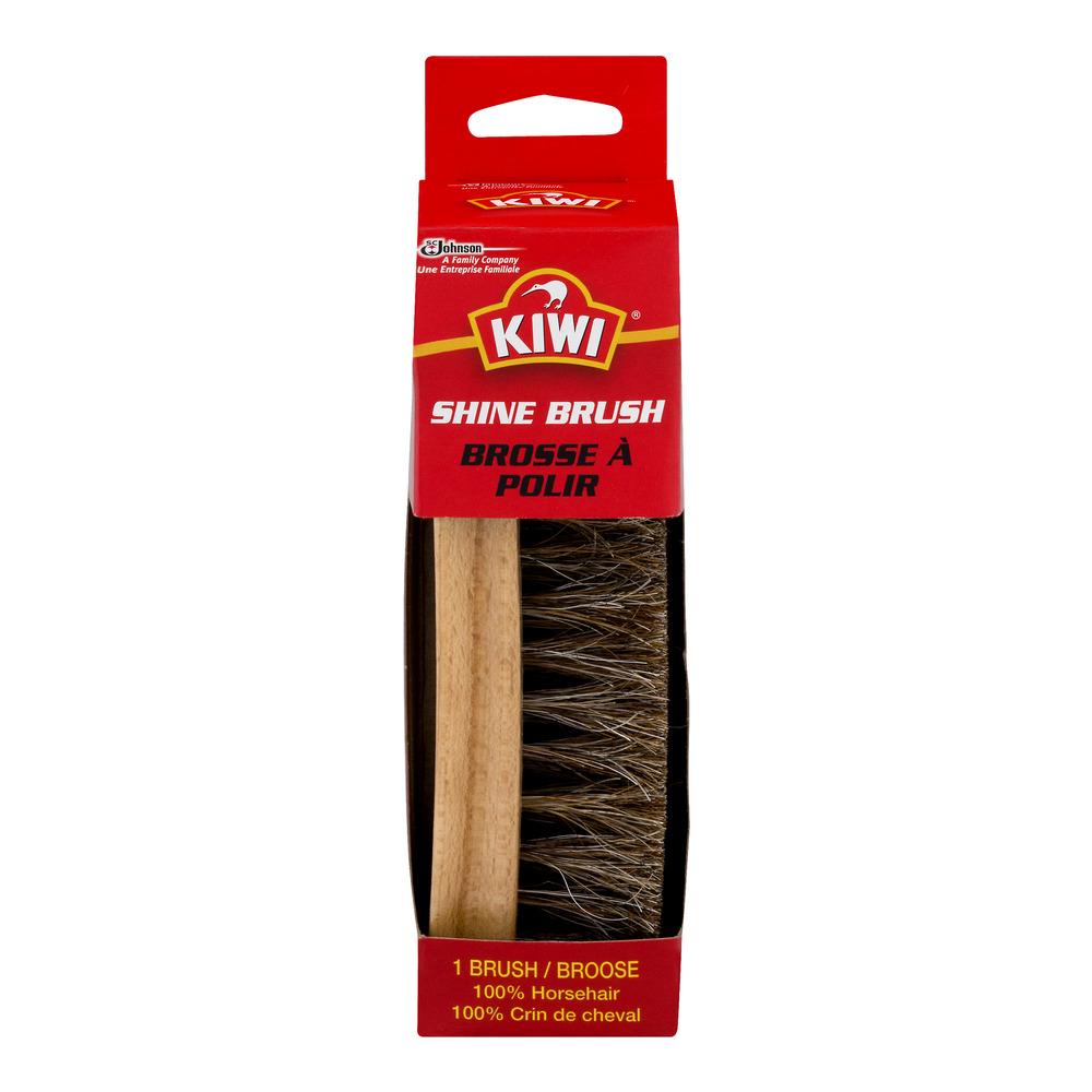 Kiwi Shoe Shine Horsehair Brush:: $4.08 @ Walmart