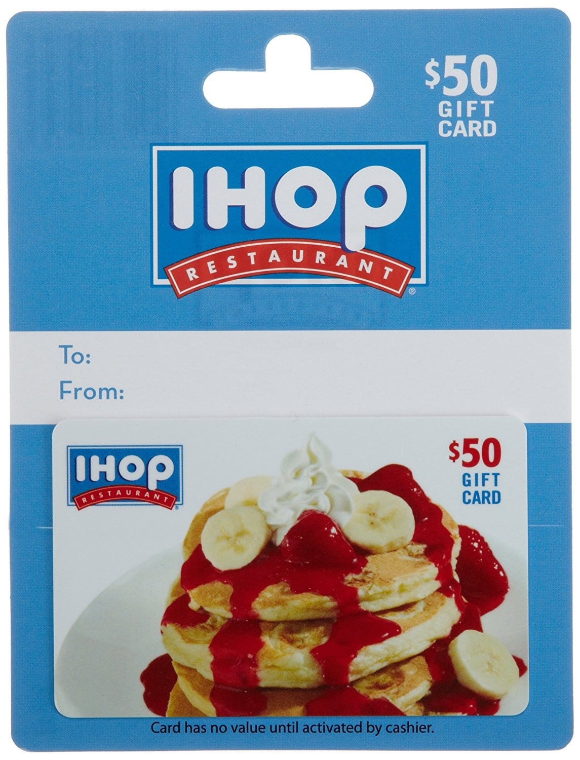$50 iHop Gift Card:: $40 @ Amazon (Lightning Deal)