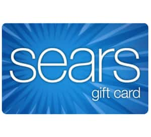 $200 Sears Gift Card for $170 @ eBay (Seller: Paypal Digital Gifts)