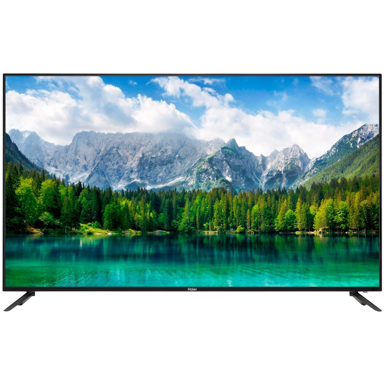 """55"""" 4k HDTV $320 Haier 55UGX3500 w/ SAVE15 Coupon @ Rakuten"""