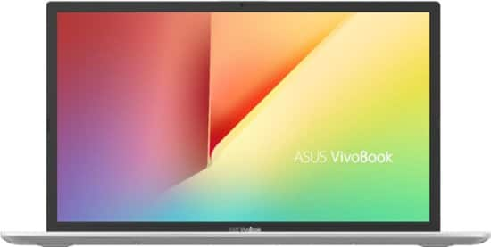 "ASUS - VivoBook 17 17.3"" Laptop - AMD Ryzen 7 - 12GB Memory - AMD Radeon RX Vega 10 - 512GB SSD - $549.99"