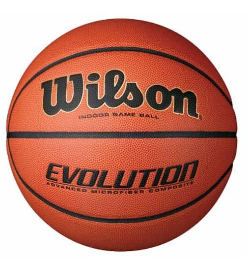"Wilson Evolution Official Basketball 29.5"" $35.99 + tax for most at Dicks - ends 3PM EST"