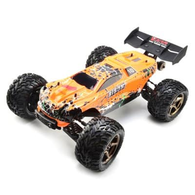 VKAR RACING BISON V2 Brushless RC Truck- RTR  -  WITH HOBBYWING 120A $246