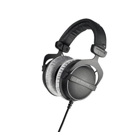 Beyerdynamic DT 770 PRO, 250 ohms [Gray, 250 OHM, Headphones], $130