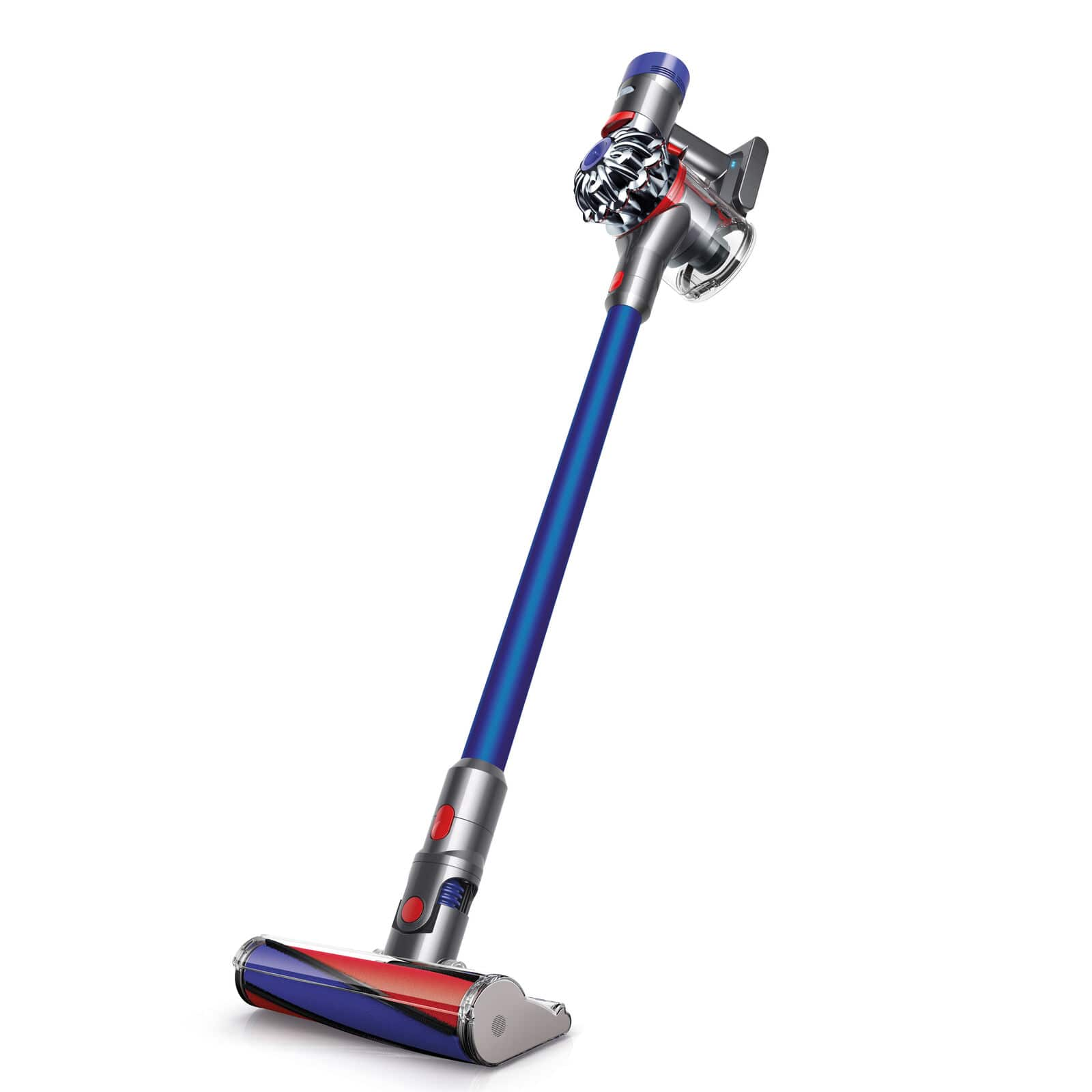 Dyson V7 Fluffy HEPA Cordless Vacuum Cleaner | Blue | New for $199.99 + Free Shipping