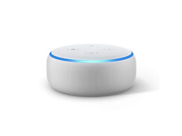 Amazon Echo Dot (3rd Gen) (sandstone only) $24.99
