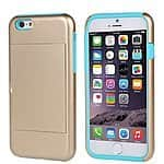 Thinkcase Case Sale for iPhone 6, 4S, 5C, 5S Samsung Galaxy S4 & more from $1.59 @ Amazon
