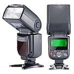 Neewer VK750 II i-TTL & NW670 / VK750II E-TTL Speedlite Flash with LCD Display for Canon & Nikon - $49 AC w/ Free Shipping @ Amazon