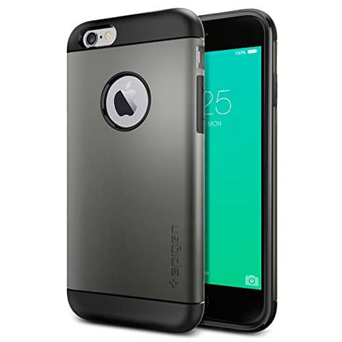 Spigen iPhone 6/6s/6 Plus/6s Plus Phone Cases $3, Spigen 2-Port Car Charger $2