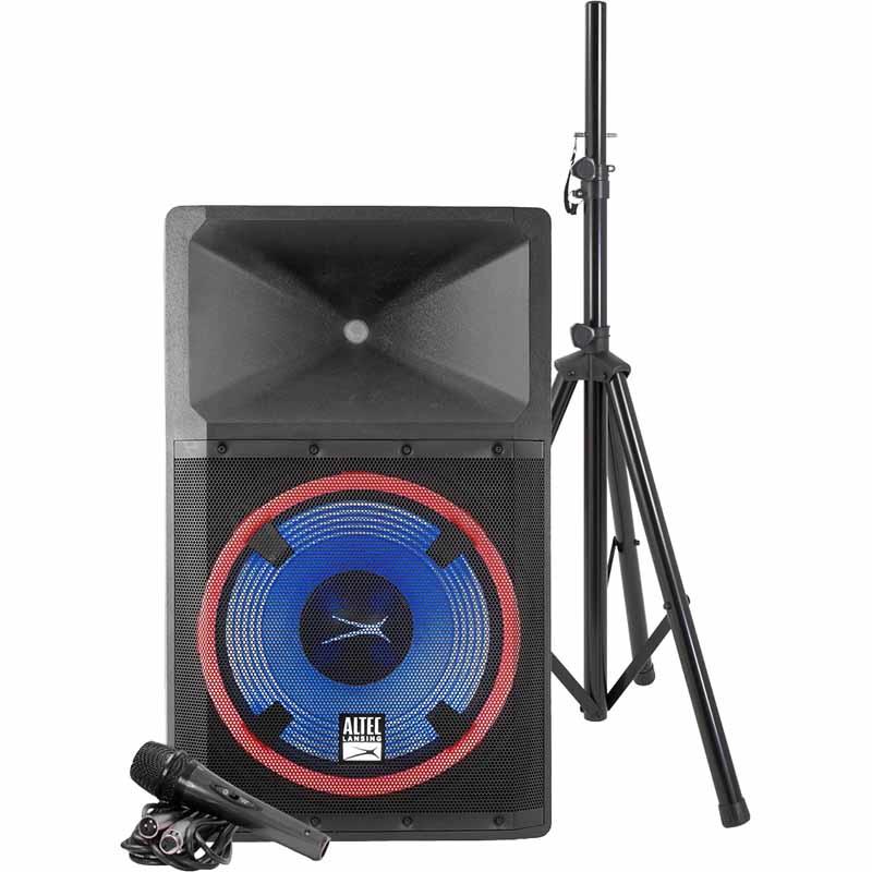 BJ's Wholesale Members Deal - Altec Lansing Lightning Active LED Bluetooth Speaker $179.99 + FS or In Store Pickup
