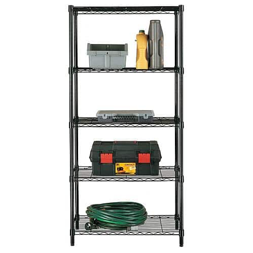 Stor 5-shelf wire unit - Sears Store Pickup YMMV $21.92