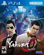 Yakuza 0 PS4 at GameStop for 29.99 $29.99