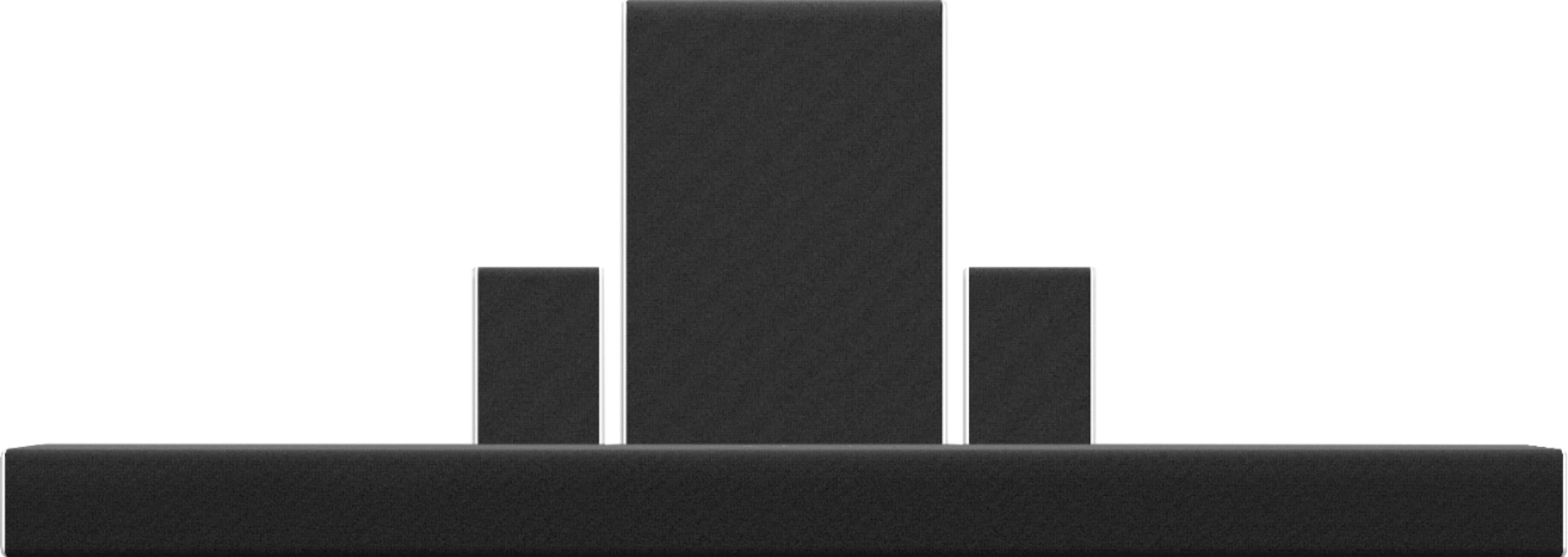 Vizio 5 1 2 Dolby Atmos Soundbar with subwoofer and