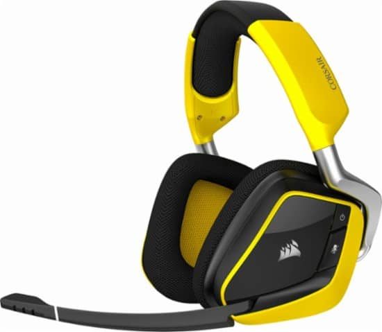 Corsair Void Pro RGB SE Wireless 7.1 Channel Gaming Headset $70 + Free Shipping