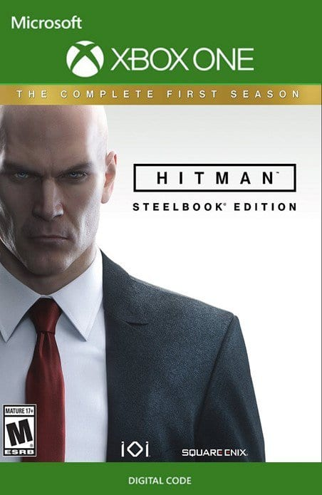 Hitman - The Complete First Season [Xbox One] - Digital Download $23.09
