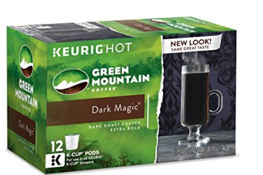 Green Mountain Dark Magic, 72 count K-cups @Amazon $11.18 w/35% off SS and additional 20% off coupon