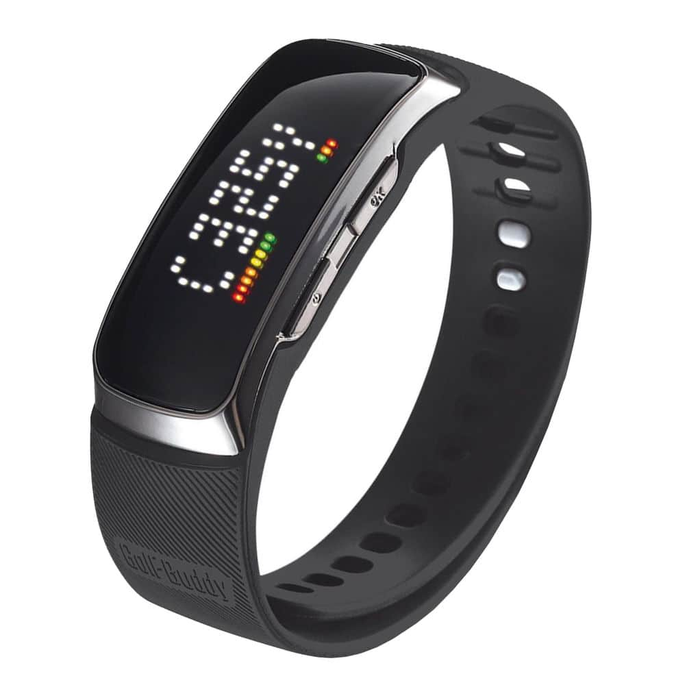 GolfBuddy BB5 Golf GPS Watch / Rangefinder (with free replacement wristband) -  $55 FS