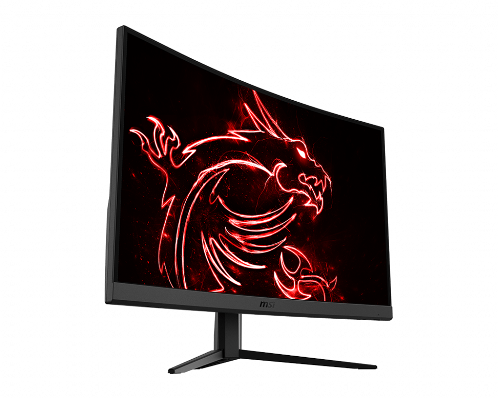 """WALMART MSI 27"""" Curved 1920x1080 165Hz 1ms FreeSync LCD Gaming Monitor - Optix G27C4 $178 (So Cal local pick up only)"""