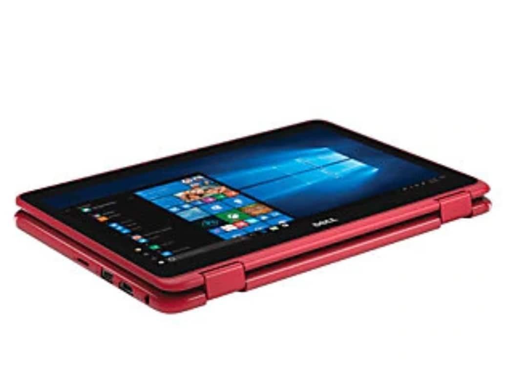 """Dell™ Inspiron i3185 2-In-1 Laptop, 11.6"""" Touch Screen for $159.99"""