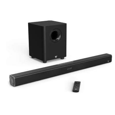 TV Sound Bar Three Equalizer Mode Audio Speaker for $55.99